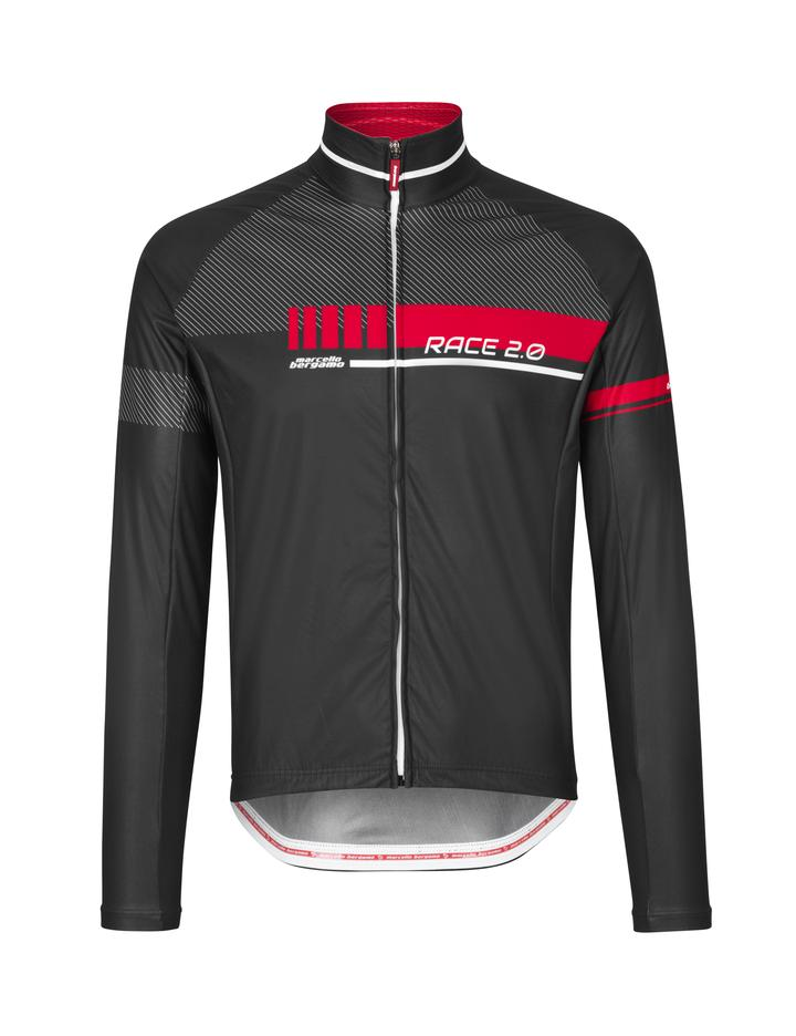 Race 2.0 Long sleeve lightweight Jacket